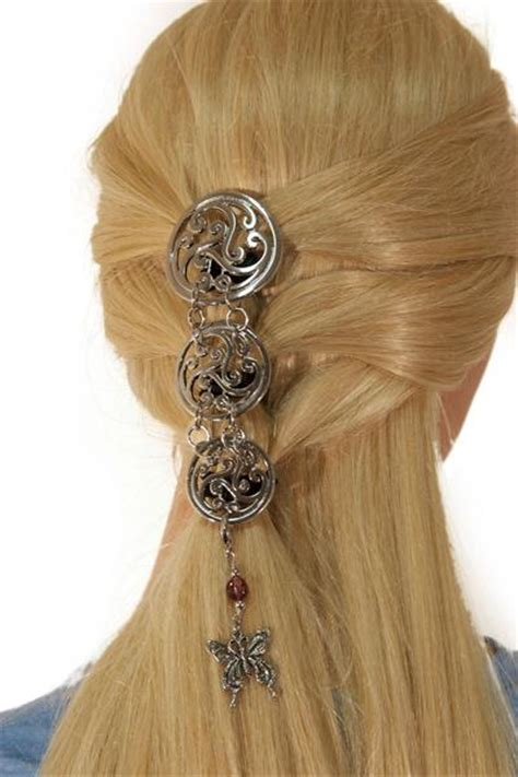 scottish hair products celtic hair armor silver ponytail holder hair twisters