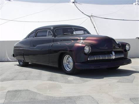 1949 MERCURY 2 DOOR HARDTOP STREET ROD   20878