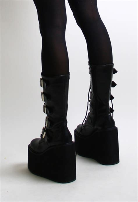 demonia boots for boots costume pic platform boots demonia