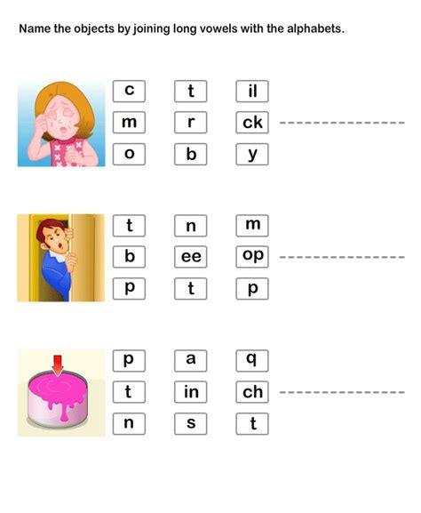 printable vowel dice the 25 best long vowel worksheets ideas on pinterest