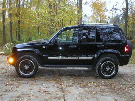 black jeep liberty 2005 leepjiberty 2005 jeep liberty s photo gallery at cardomain