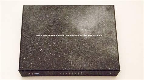 Original Dvd Big Made In Seoul unboxing big world tour made in seoul dvd