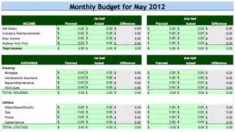 Budget Template For Numbers Budgets Free Iwork Templates