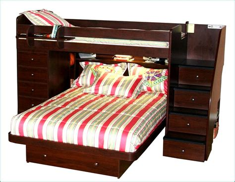 Bunk Bed Frames Twin Over Queen Queen Bed Bunk Bed Twin Over Queen Kmyehai Com