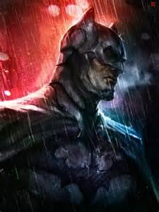 colorful batman alejowar deviantart