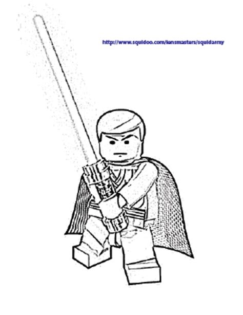 lego star wars coloring pages luke lego star wars coloring pages getcoloringpages com