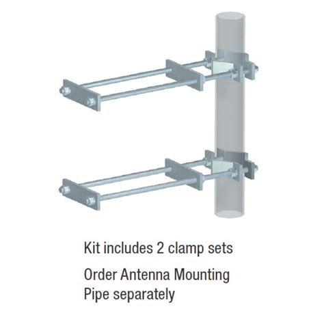 clamp set wall mounts cantilever wall mount angle mount