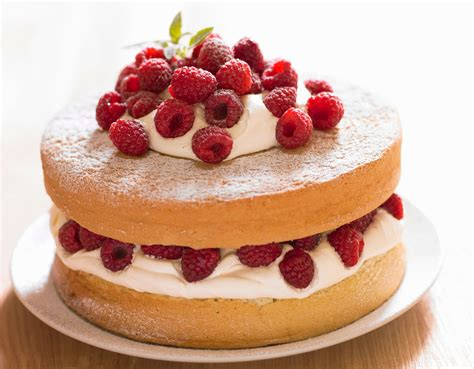 Light And Airy Sponge Cake Recipe Light Cake Recipe