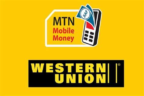 mtn mobile money c 244 te d ivoire western union et mtn lance un service