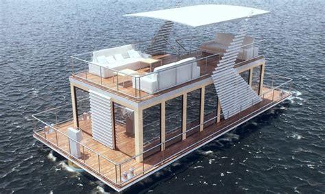 how to dock a pontoon boat in a slip build a house boat plastic pontoons valkon dock marina