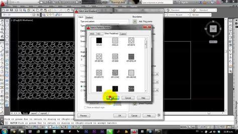 tutorial autocad hatch autocad 2013 tutorial en espa 241 ol 15 hatch youtube