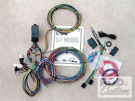 Ez Wiring Harness Rod Amp Custom Magazine