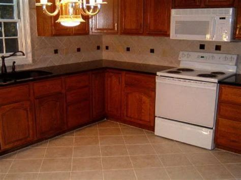 kitchen tile flooring kitchen flooring ideas casual cottage
