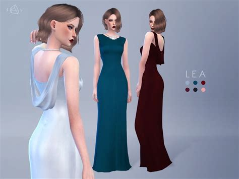 Longdress Cc 30 best images about sims 4 gowns and dresses on