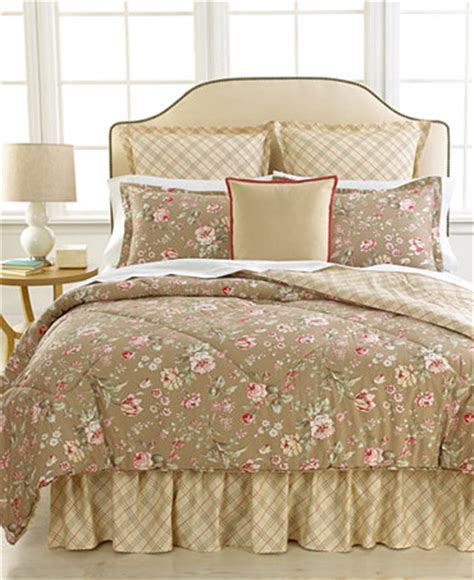 Ralph Comforter Sets by Closeout Ralph Home Bedding Margate Mews