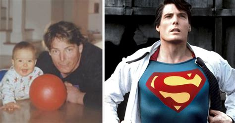 christopher reeve son superman meet christopher reeves son he has superman good