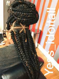 parting hair when braiding a 1000 ideas about box braids bun on pinterest box braids braids and box braids styling