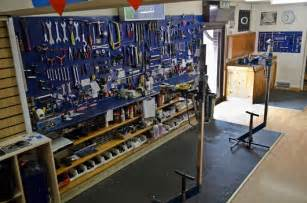 Interior Design Garage officina 3