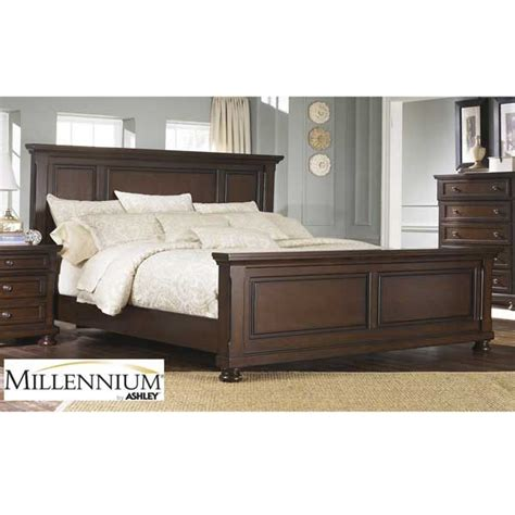 leighton sleigh bedroom set 28 leighton sleigh bedroom set millennium leighton