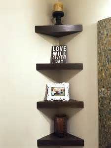 bathroom corner shelf ideas 25 best ideas about small corner decor on