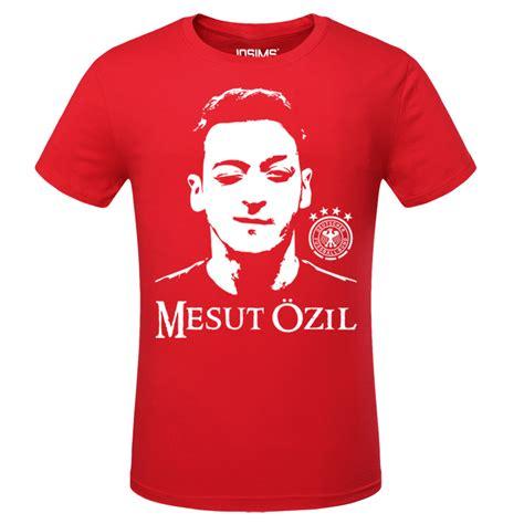 ozil superstar tshirt germany soccer mesut ozil black tshirts wishining