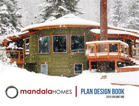 home design books 2015 mandala homes plan design book 2015 volume one by mandala