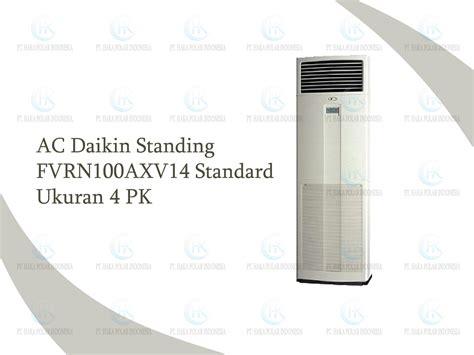 Ac Daikin Standing Floor 5 Pk harga jual ac daikin mini skyair fvrn100axv14 4 pk