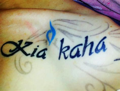 kia kaha tattoo 7 best images about kia kaha on stand strong