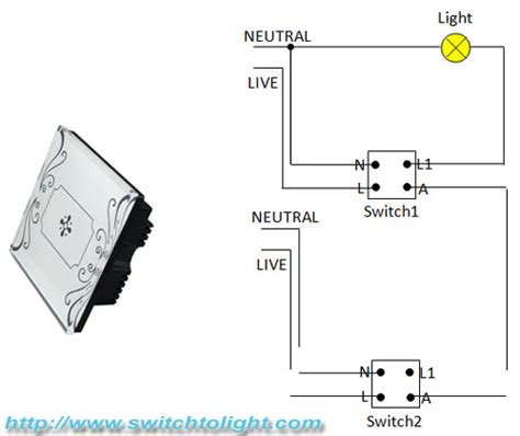 difference between traditional two way switch and