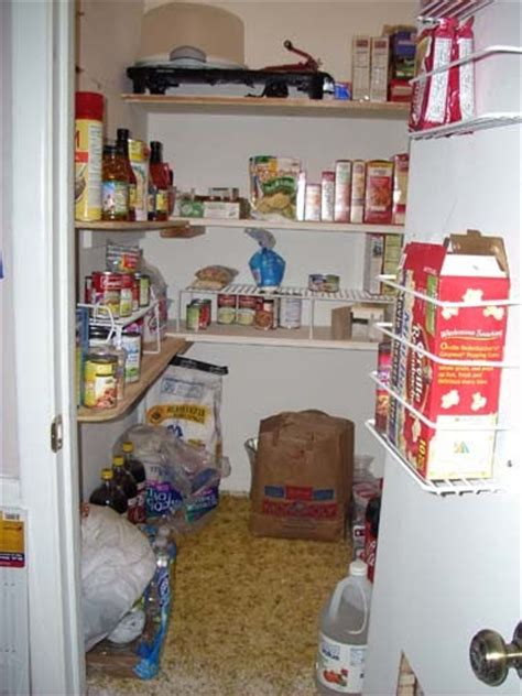 Turning A Closet Into A Pantry by Organize Me 2010 Coat Closet Turned Pantry