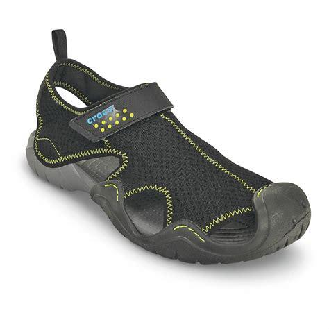 croc water shoes crocs s swiftwater sandals 620895 sandals flip