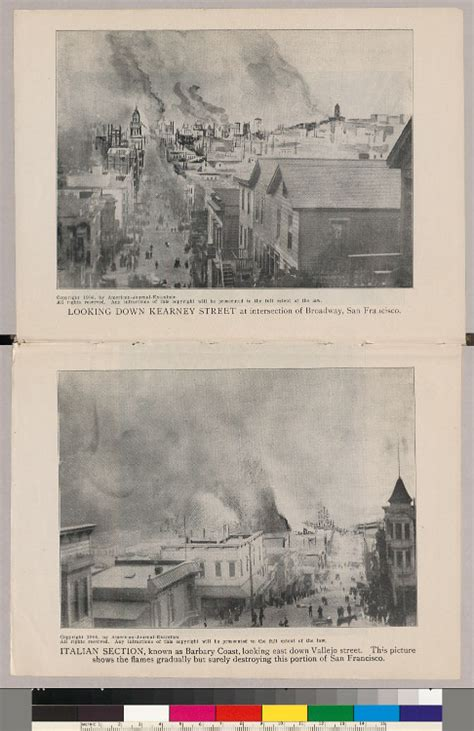 italian section of san francisco san francisco s horror of earthquake and fire terrible