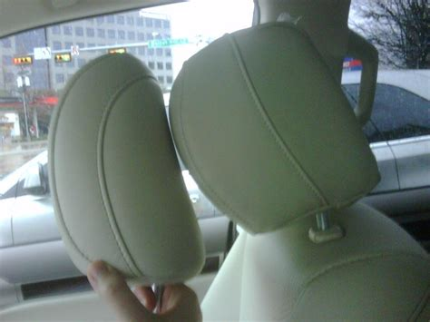 Car Headrest 3 In 1 2010 gx460 with invision headrest dvd system clublexus