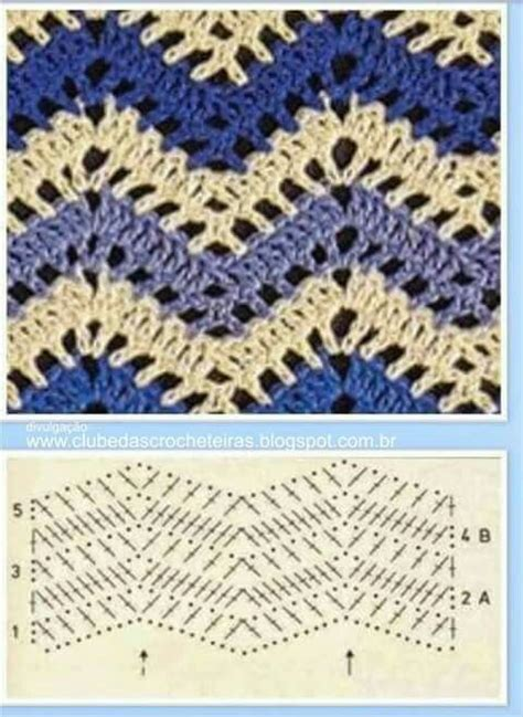 zig zag crochet border pattern 719 best zig zag crochet images on pinterest crochet