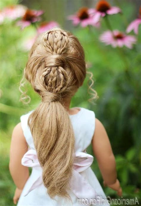 Hairstyle Gallery For American by Hairstyles For Dolls With Hair Hairstyles