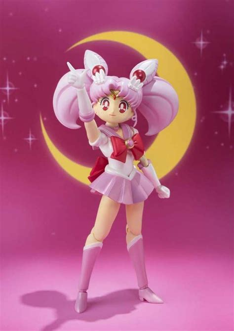 Figure Sailormoon Shf s h figuarts sailor chibi moon