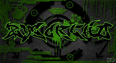 graffiti wallpaper green nice graffiti wallpaper with my name green by zycorehd on