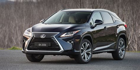 black lexus 2016 2016 lexus rx review caradvice