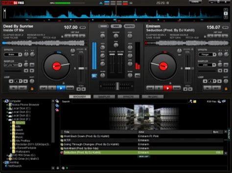 the best dj software free download full version virtualdj a free virtual dj software for windows pc