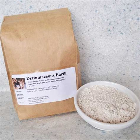 diatomaceous earth for dogs p15 diatomaceous earth food grade cat parasite