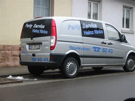 Fahrzeugbeschriftung Zweibr Cken by Party Service Rinke Neunkirchen Werbestudio Saarpfalz