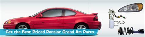 Pontiac Replacement Parts by Pontiac Grand Am Parts Partsgeek