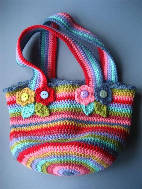 crochet bag pattern uk attic24 jolly chunky bag