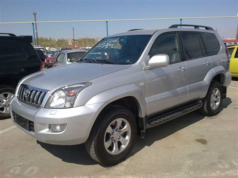 land cruiser prado car 2008 toyota land cruiser prado photos 4 0 gasoline
