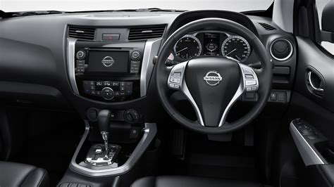 nissan navara interior manual 2015 nissan navara unveiled