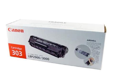 Toner Canon Lbp 2900 canon cartridge 303 black toner end 1 10 2019 3 00 am
