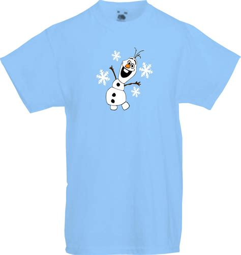 frozen olaf t shirt disney