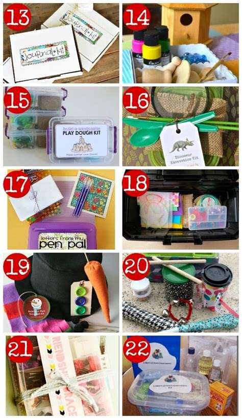 Great Gift Ideas The Best Kits Of The Season by 50 Diy Gift Kits For