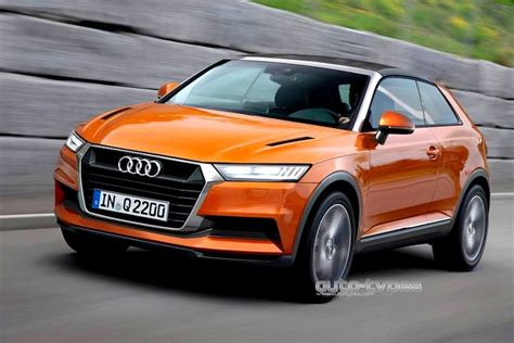 Car Types Compact by Audi Q1 2018 Best New Cars For 2018