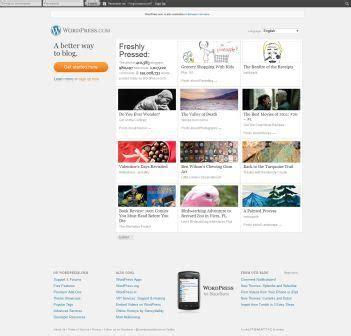 cara membuat blog di wordpress bagi pemula cara membuat wordpress sneijdera d iniesta